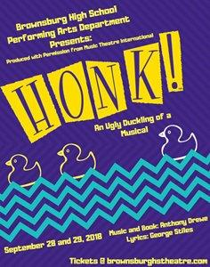 HONK! Poster