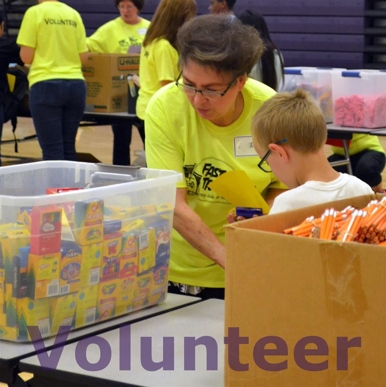 Community Safety Volunteer Academy: Brownsburg Community School Corporation / Home