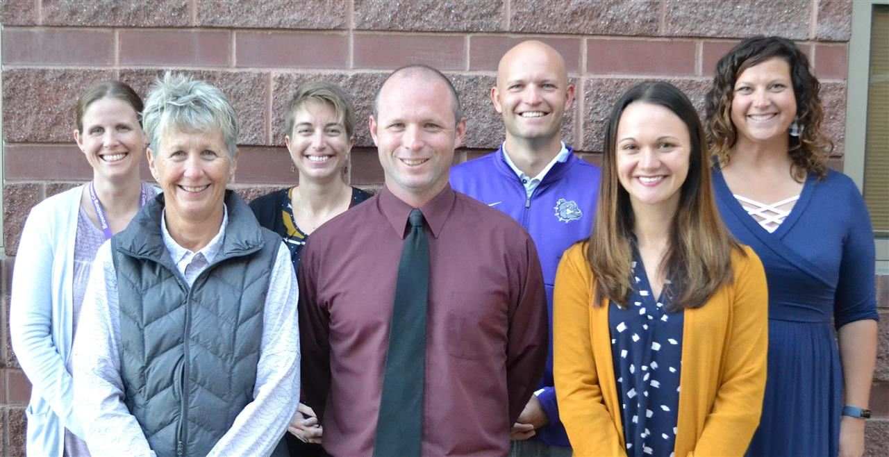 West Middle Admin Team